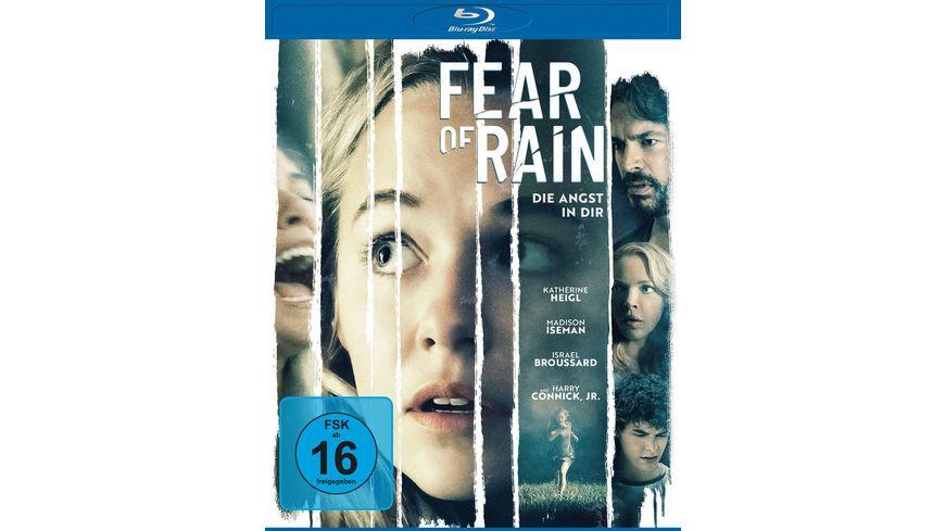 Fear Of Rain Die Angst In Dir Online Bestellen Muller