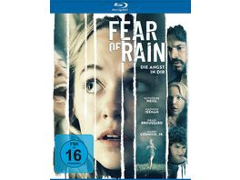 Fear of Rain Die Angst in dir
