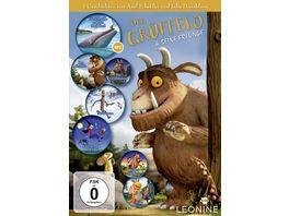 Der Grueffelo und seine Freunde 2 DVDs