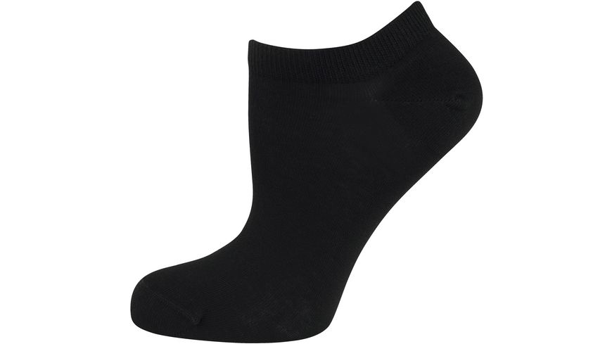 ELBEO  Damen Sneaker Socken Organic Cotton