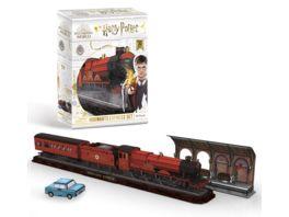 Revell 00303 3D Puzzle Harry Potter Hogwarts Express Set