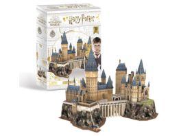 Revell 00302 3D Puzzle Harry Potter Hogwarts Castle