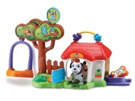 VTech Tip Tap Baby Tiere Hundehuette