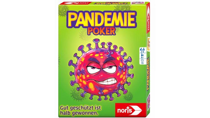 Noris Spiele - Pandemie Poker