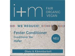 i m WE REDUCE Fester Conditioner Hafer