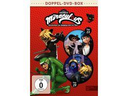 Miraculous 23 24 Die DVD zur TV Serie 2 DVDs