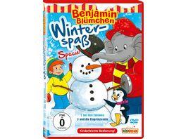 Benjamin Bluemchen Winterspass Special