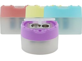 KUM Anspitzer Click Snap M2 Pastell sortiert
