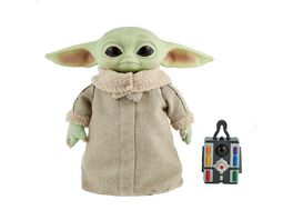Disney Star Wars Mandalorian The Child Baby Yoda Funktionspluesch