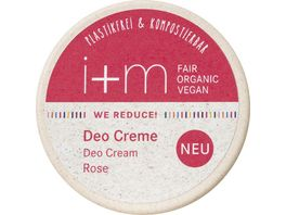 i m WE REDUCE Deo Creme Rose