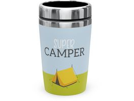 Geschenk fuer Dich Thermo To Go 240 ml Super Camper
