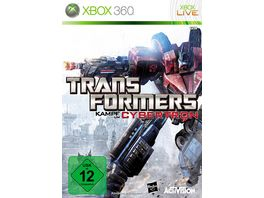 Transformers Kampf um Cybertron XBOX360