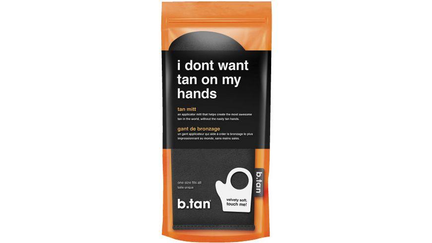 b.tan Applikations-Handschuh zur Selbstbräunung