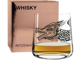 RITZENHOFF Next Whisky Whiskyglas O Hajek Lindwurm F20