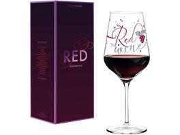 RITZENHOFF Red Rotweinglas K Stockebrand H18