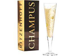 RITZENHOFF Champus Champagnerglas S Warren H19