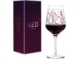 RITZENHOFF Red Rotweinglas V Romo H18