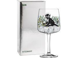 RITZENHOFF Gin Ginglas K Rytter Affe F20