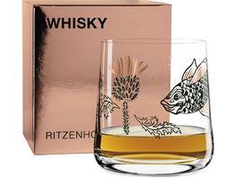 RITZENHOFF Next Whisky Whiskyglas O Hajek Distel F20