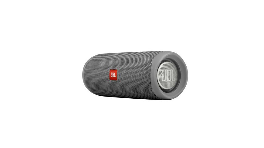 JBL Flip 5 Bluetooth Lautsprecher Grau