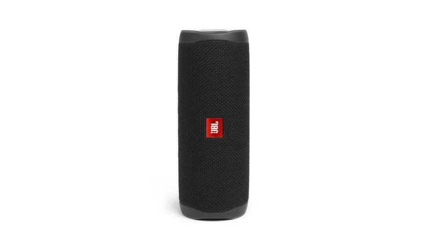 JBL Flip 5 Bluetooth Lautsprecher Schwarz