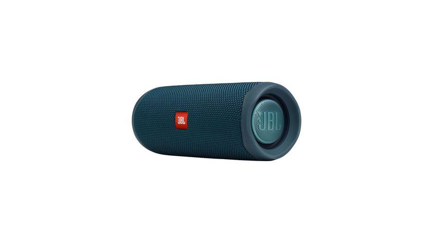 JBL Flip 5 Bluetooth Lautsprecher Blau