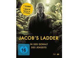 Jacob s Ladder In der Gewalt des Jenseits Mediabook Cover B DVD