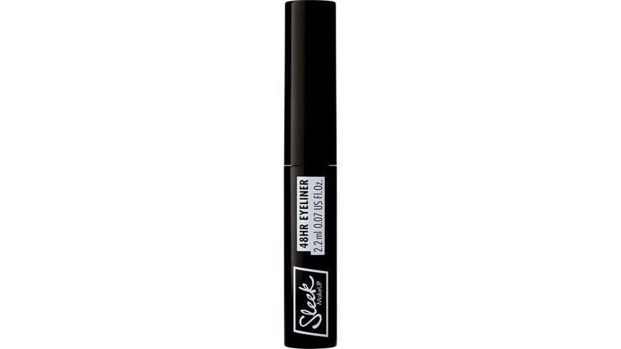 Sleek 48h Liquid Eyeliner Liquid Black