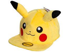 Pokemon Pikachu Pluesch Kappe