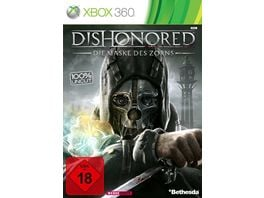 Dishonored Die Maske des Zorns XBOX360