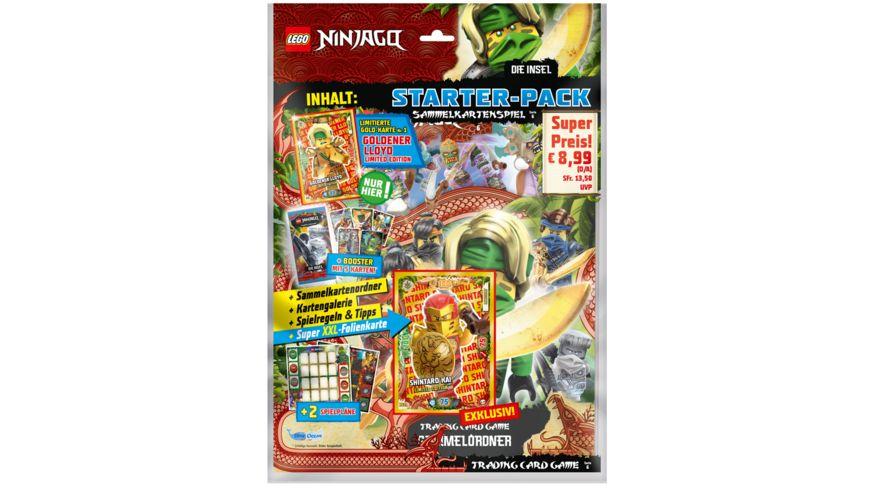 Blue Ocean - Lego Ninjago Serie 6 - Starter Pack
