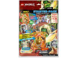 Blue Ocean Lego Ninjago Serie 6 Starter Pack