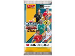 Topps Bundesliga Match Attax 20 21 Extra Boosterpackung