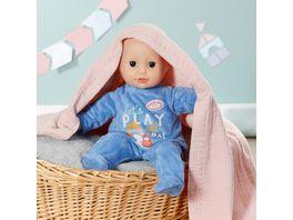 Zapf Creation Baby Annabell Little Strampler blau 36cm