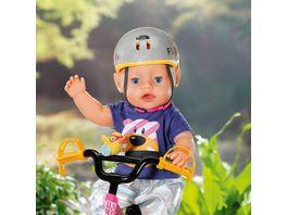 Zapf Creation BABY born Fahrradhelm 43cm