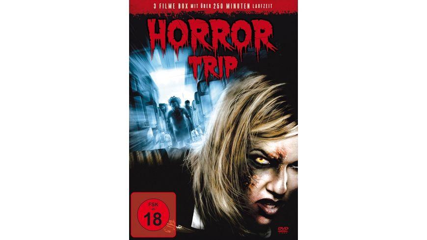 Horror-Trip (3 Filme auf einer DVD)