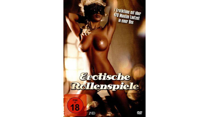 Erotische Rollenspiele  (7 Filme auf 2 DVDs)