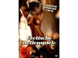 Erotische Rollenspiele 7 Filme auf 2 DVDs