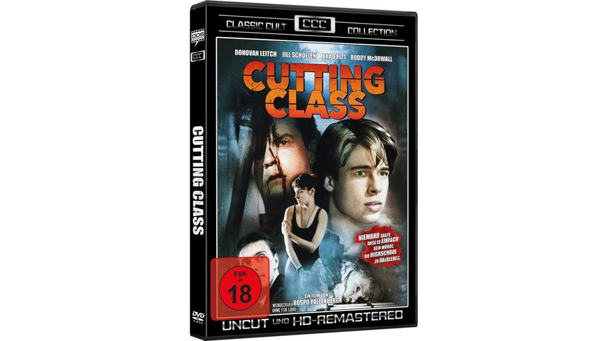 Cutting Class Die Todesparty Classic Cult Collection
