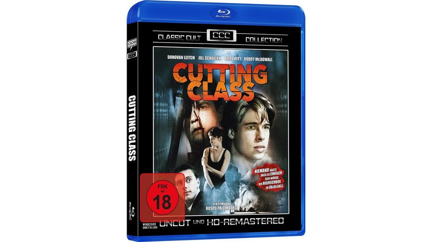 Cutting Class - Die Todesparty - Classic Cult Collection