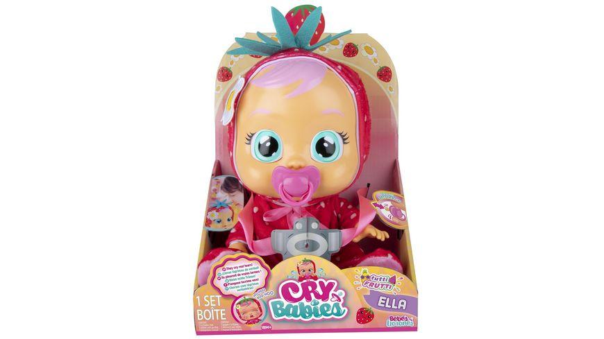 IMC Toys Cry Babies Tutti Frutti Ella