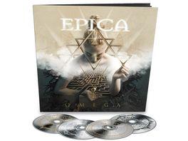 Omega Earbook 4CD