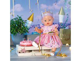 Zapf Creation BABY born Deluxe Happy Birthday Set 43cm