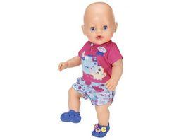 Zapf Creation BABY born Bath Pyjama Clogs 43cm