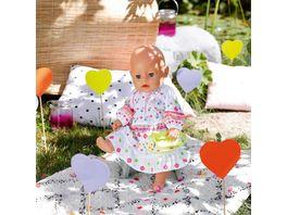 Zapf Creation BABY born Trendy Boho Kleid 43cm