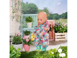 Zapf Creation BABY born Deluxe Matschhose Set 43cm
