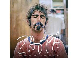 Zappa Limited Coloured 2LP