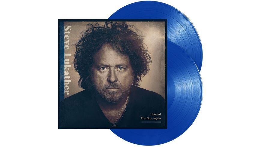 I Found The Sun Again (2LP Gatefold Blue Vinyl)