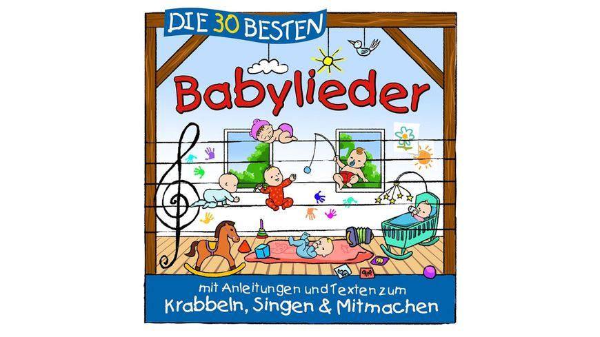 Die 30 Besten Babylieder