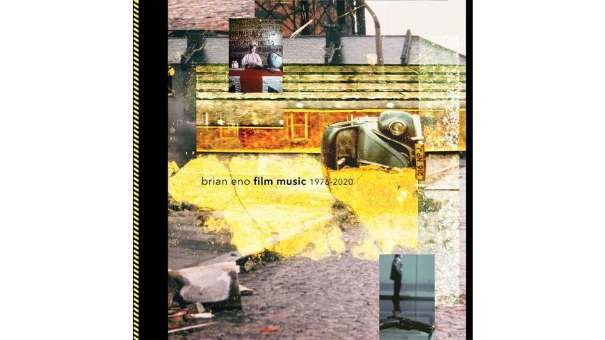 Brian Eno-Film Music 1976-2020 (2LP)